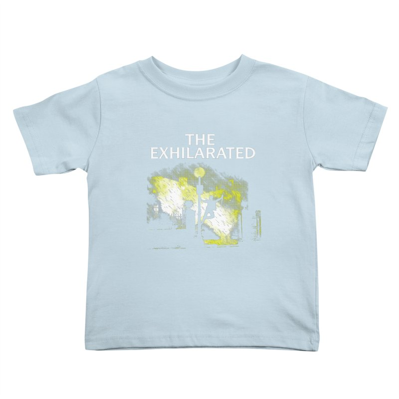The Exhilarated Kids Toddler T-Shirt by Daletheskater