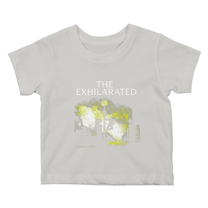 The Exhilarated Kids Baby T-Shirt by Daletheskater