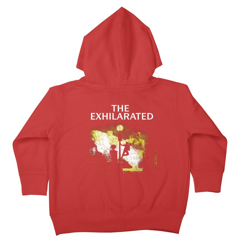 The Exhilarated Kids Toddler Zip-Up Hoody by Daletheskater