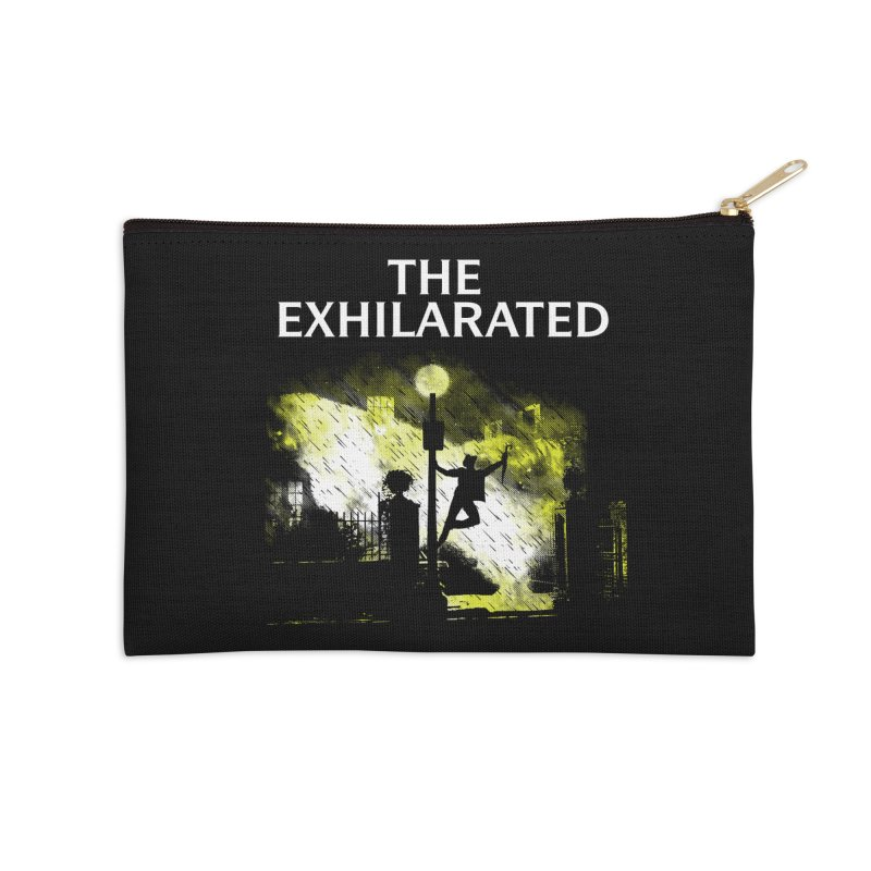 The Exhilarated Accessories Zip Pouch by Daletheskater