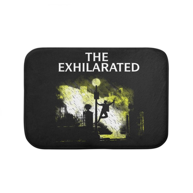 The Exhilarated Home Bath Mat by Daletheskater