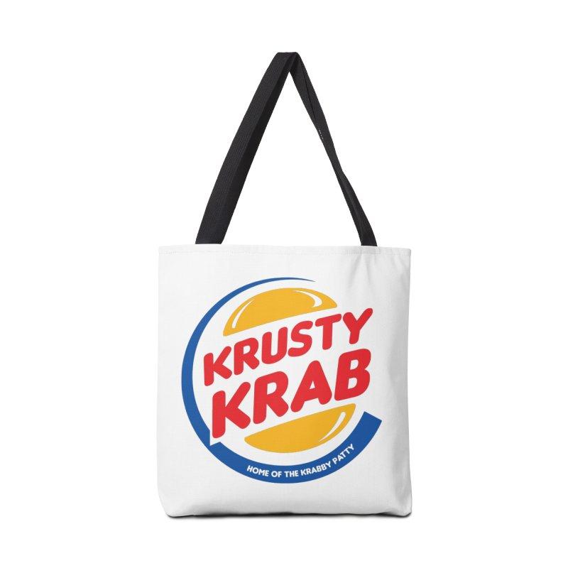 Krusty Krab Accessories Bag by Daletheskater