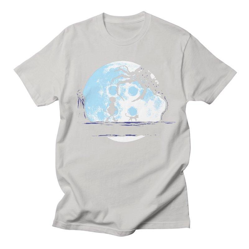 Perfect Moonwalk Men's T-Shirt by Daletheskater