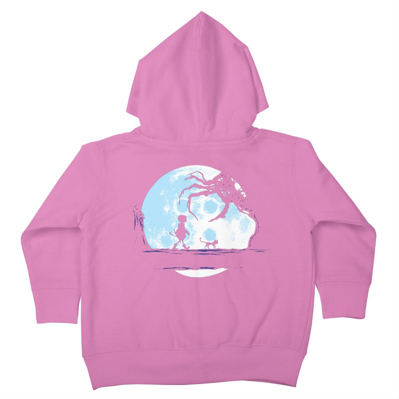 Perfect Moonwalk Kids Toddler Zip-Up Hoody by Daletheskater