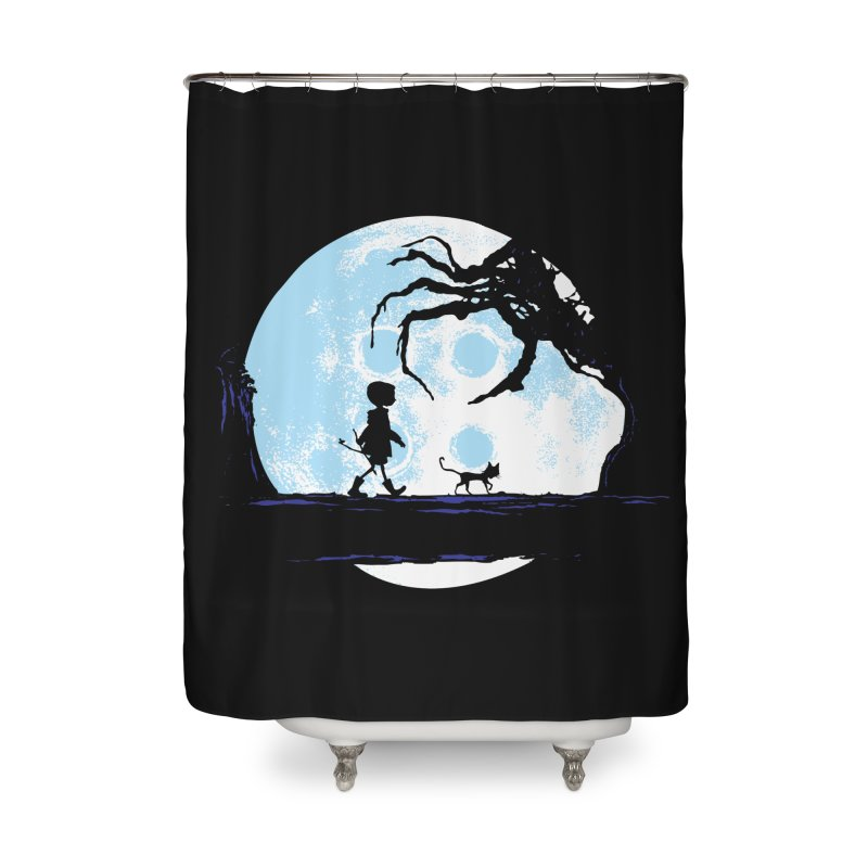 Perfect Moonwalk Home Shower Curtain by Daletheskater