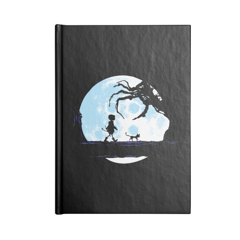Perfect Moonwalk Accessories Notebook by Daletheskater