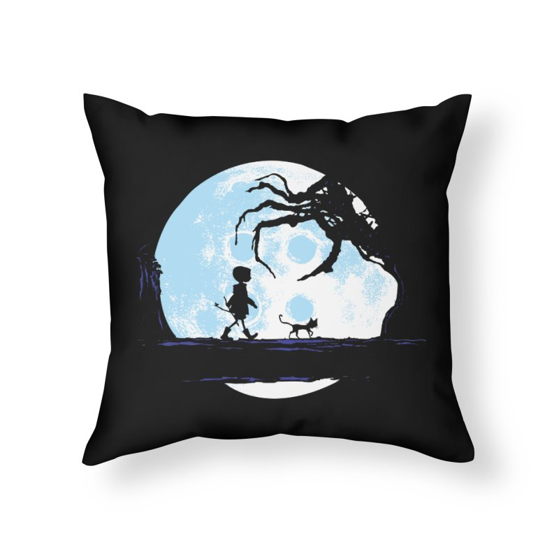 Perfect Moonwalk Home Throw Pillow by Daletheskater