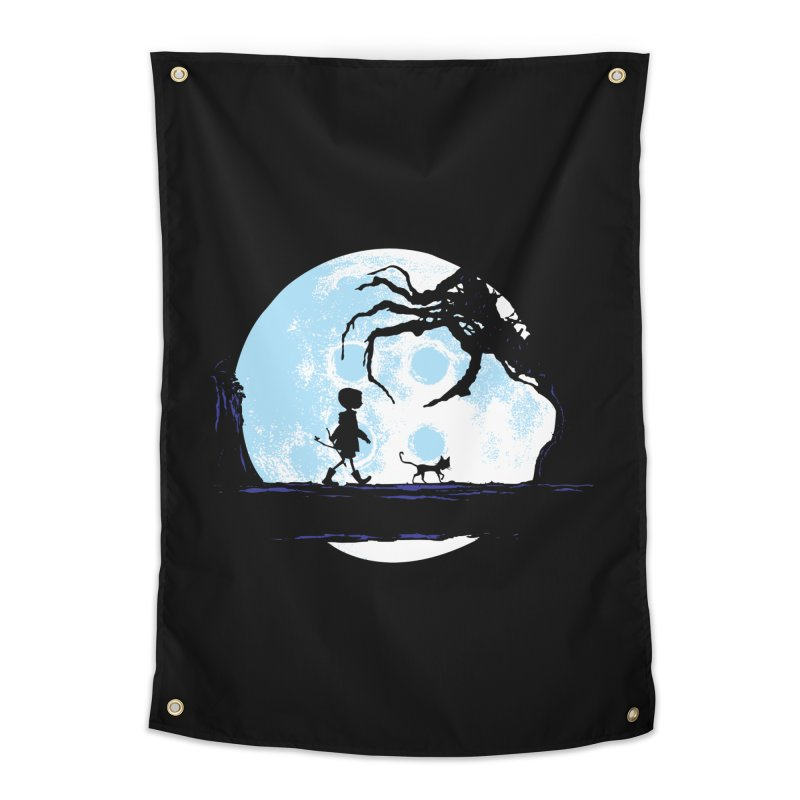 Perfect Moonwalk Home Tapestry by Daletheskater