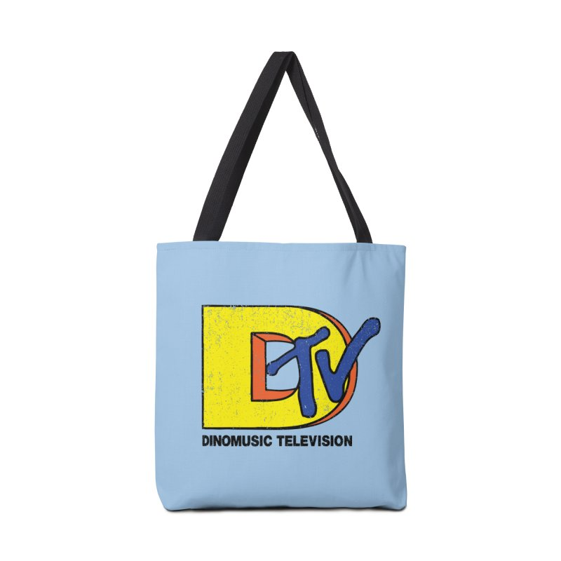 Dinomusic Television Accessories Bag by Daletheskater