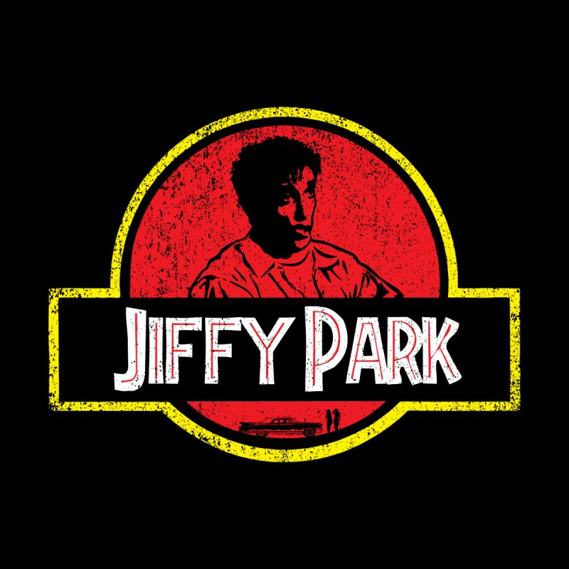 Jiffy Park Women's Fitted T-Shirt by Daletheskater