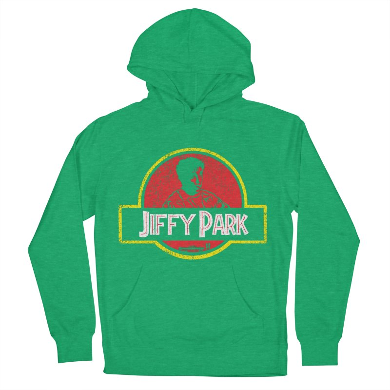 Jiffy Park Women's Pullover Hoody by Daletheskater