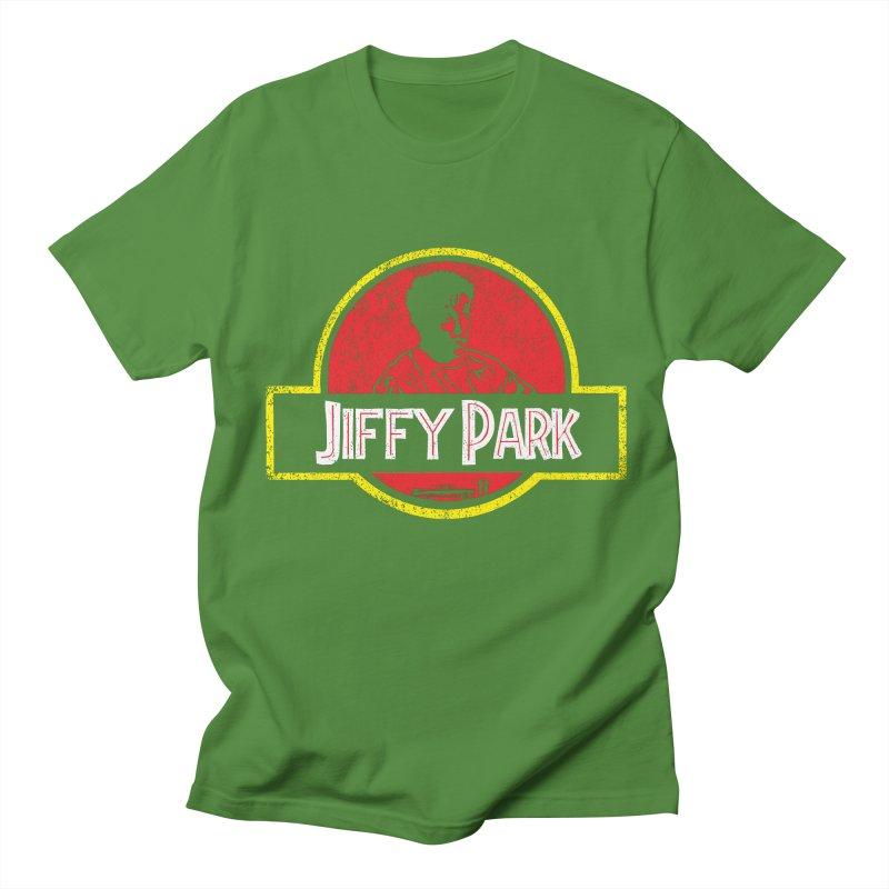 Jiffy Park Women's Unisex T-Shirt by Daletheskater