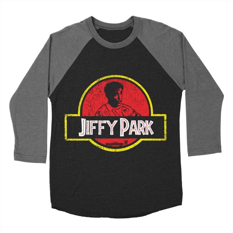 Jiffy Park Women's Baseball Triblend T-Shirt by Daletheskater