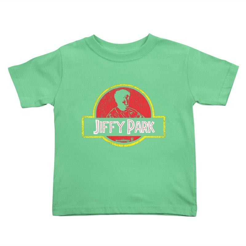 Jiffy Park Kids Toddler T-Shirt by Daletheskater