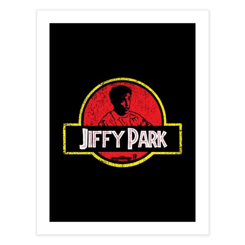 Jiffy Park Home Fine Art Print by Daletheskater
