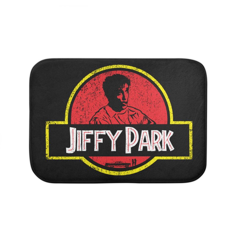 Jiffy Park Home Bath Mat by Daletheskater