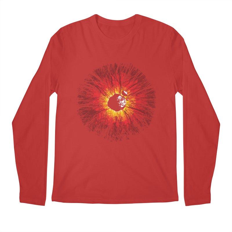 Eye Of Destruction Men's Longsleeve T-Shirt by Daletheskater