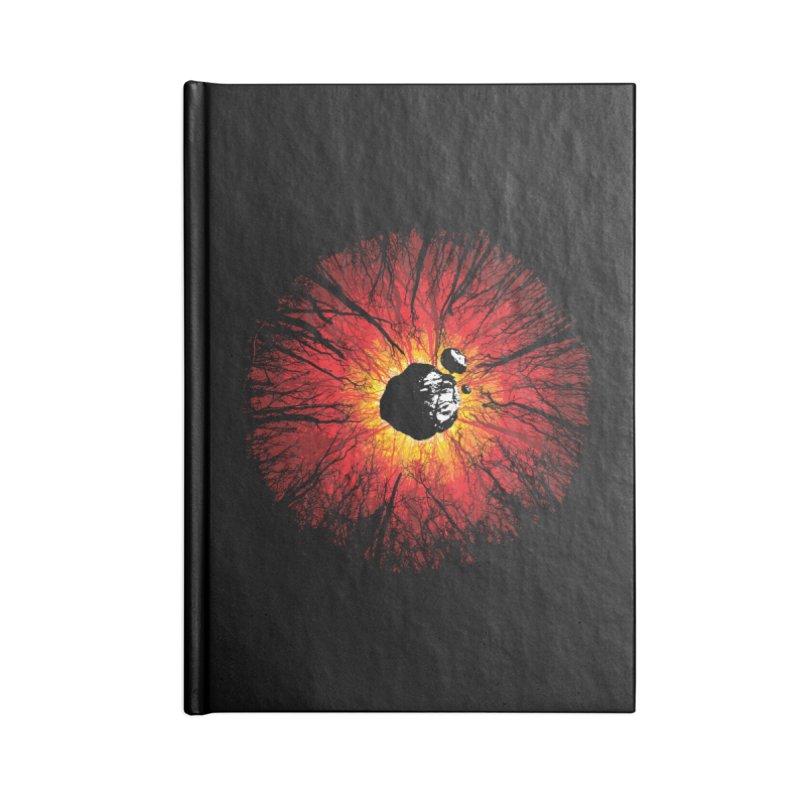 Eye Of Destruction Accessories Notebook by Daletheskater