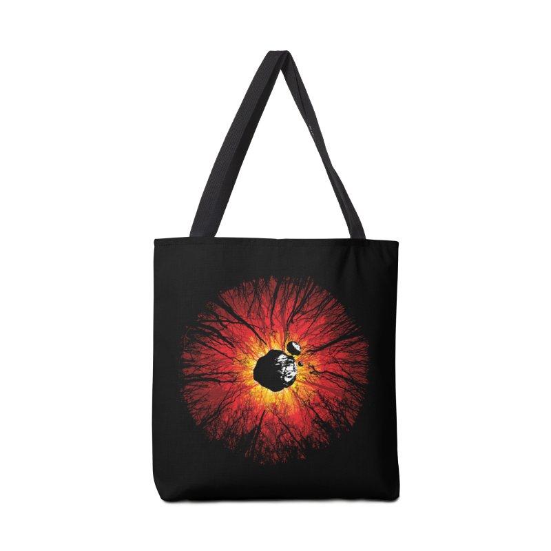 Eye Of Destruction Accessories Bag by Daletheskater