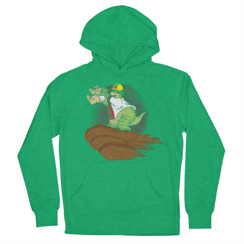 Baby King Women's French Terry Pullover Hoody by Daletheskater