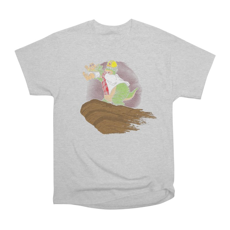 Baby King Women's Heavyweight Unisex T-Shirt by Daletheskater