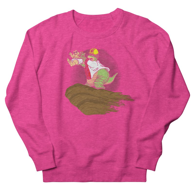 Baby King Women's French Terry Sweatshirt by Daletheskater
