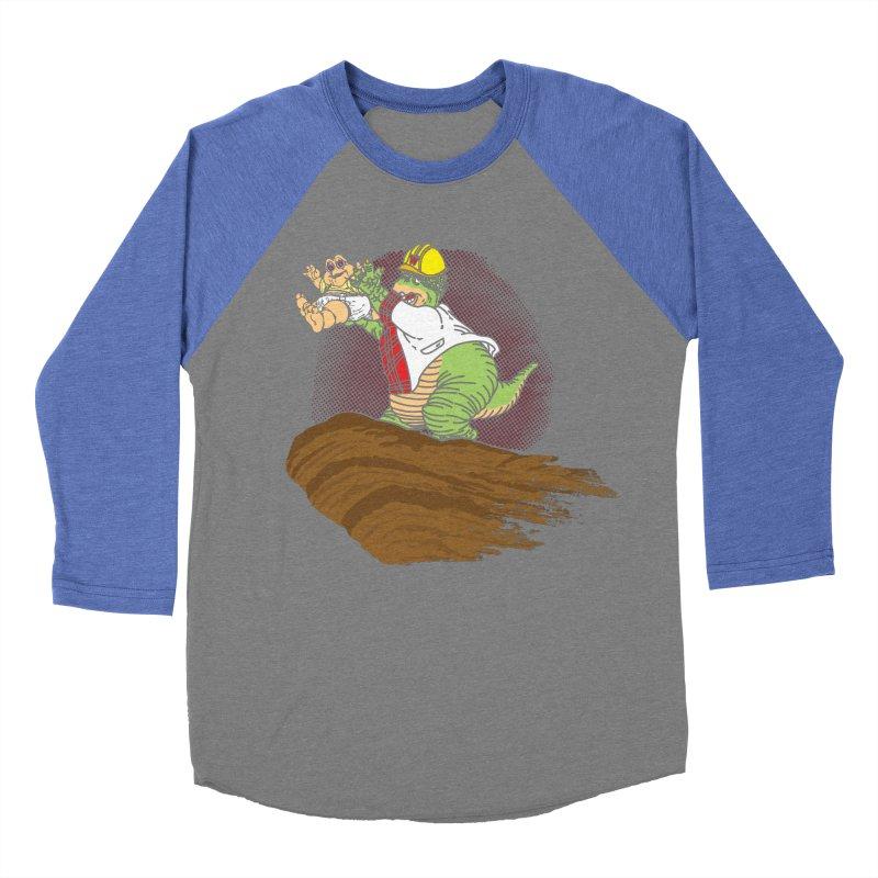 Baby King Women's Baseball Triblend Longsleeve T-Shirt by Daletheskater