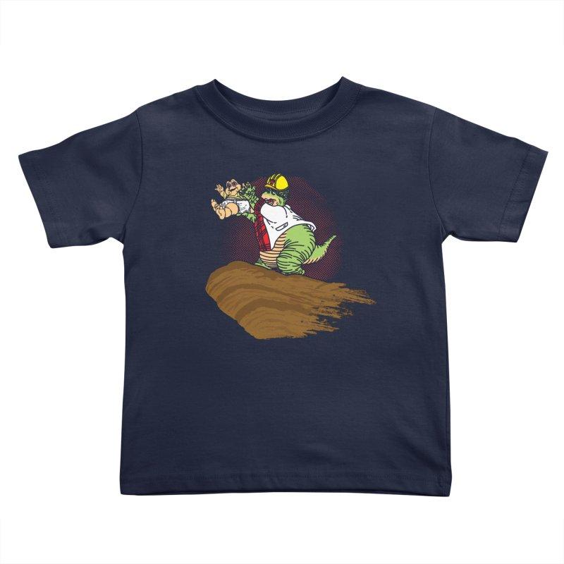 Baby King Kids Toddler T-Shirt by Daletheskater