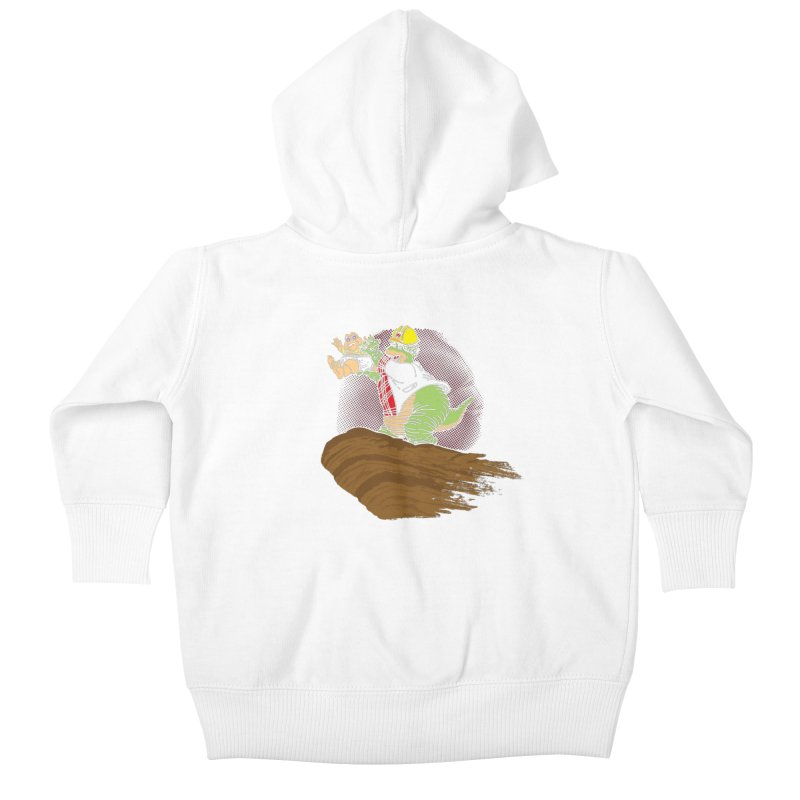 Baby King Kids Baby Zip-Up Hoody by Daletheskater