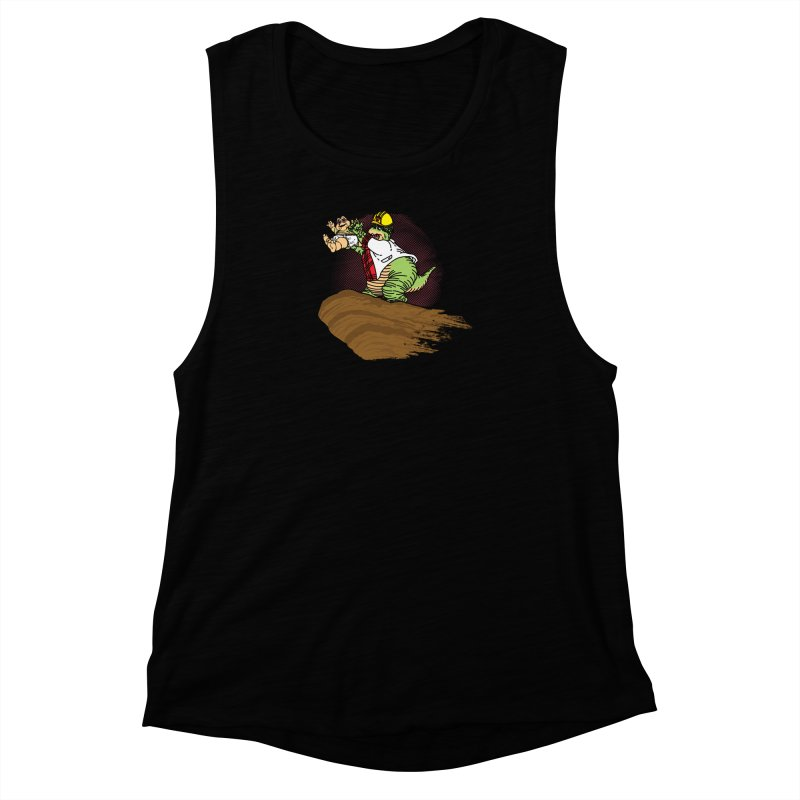 Baby King Women's Muscle Tank by Daletheskater