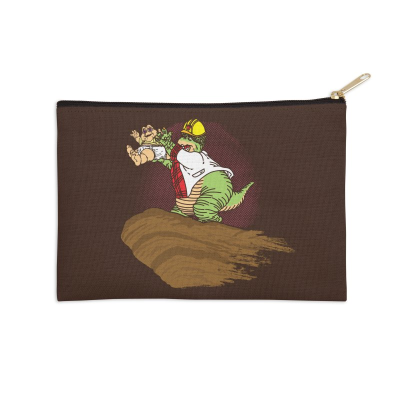Baby King Accessories Zip Pouch by Daletheskater