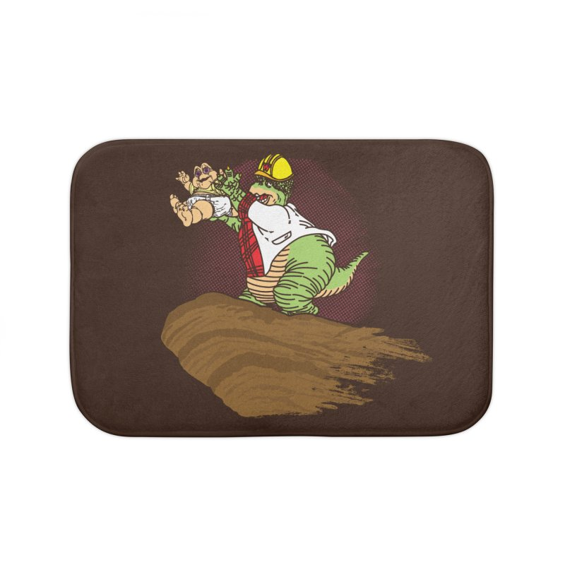 Baby King Home Bath Mat by Daletheskater