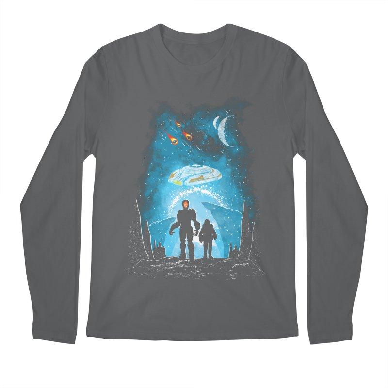 Unknown Destination Men's Regular Longsleeve T-Shirt by Daletheskater