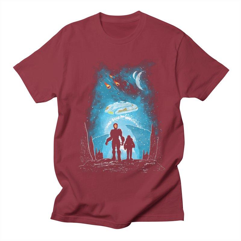Unknown Destination Women's Regular Unisex T-Shirt by Daletheskater