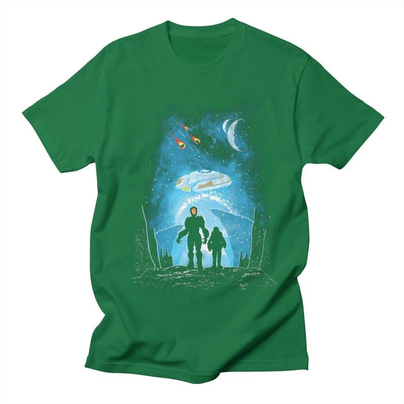 Unknown Destination Women's Unisex T-Shirt by Daletheskater
