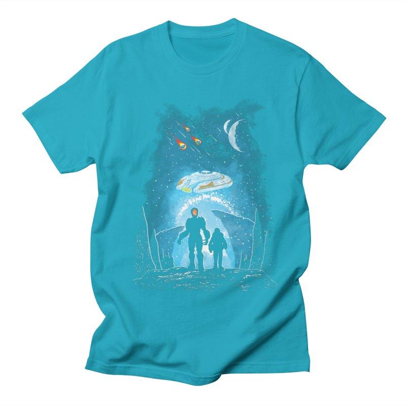 Unknown Destination Men's T-Shirt by Daletheskater