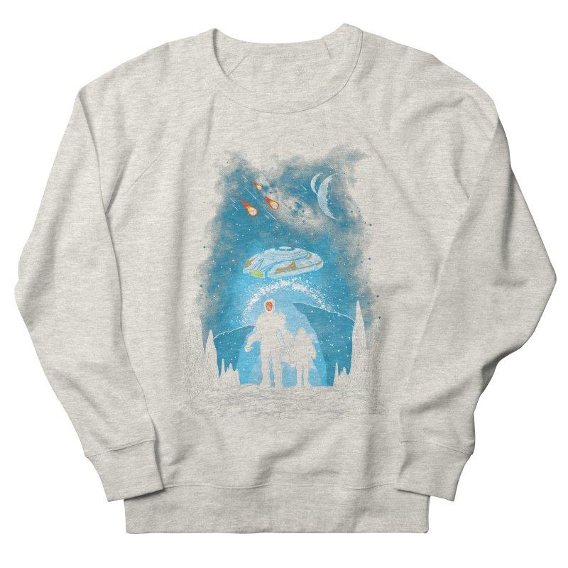 Unknown Destination Men's Sweatshirt by Daletheskater