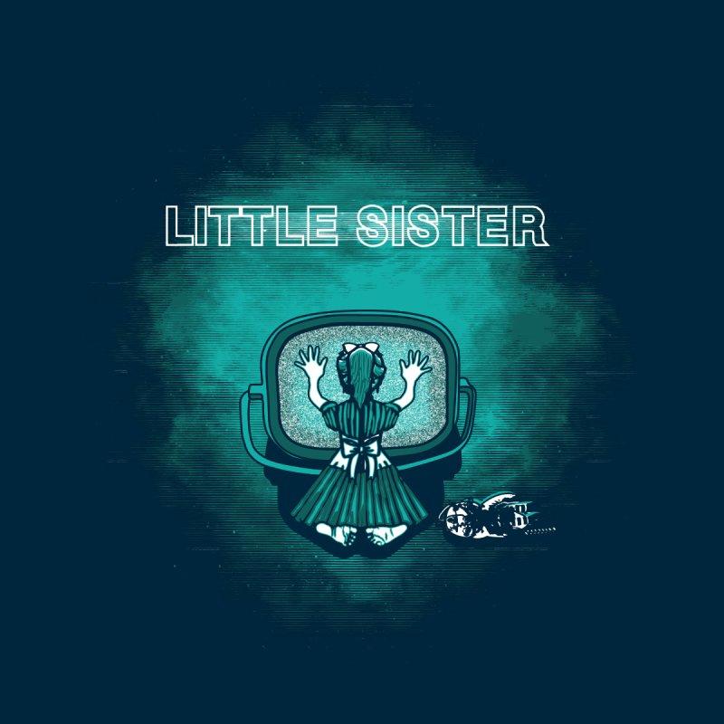 Little Sister Home Tapestry by Daletheskater