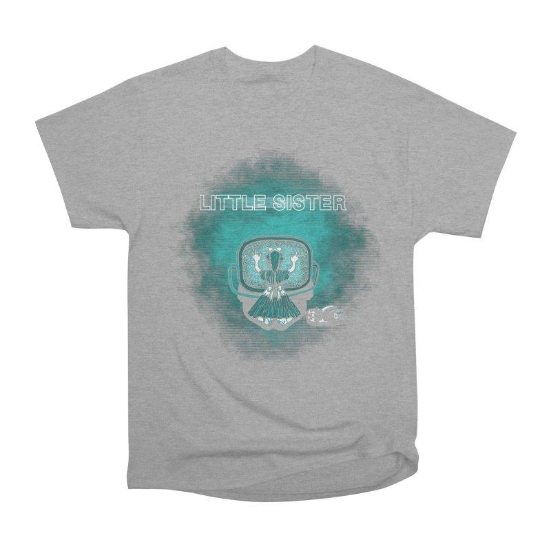 Little Sister Women's Heavyweight Unisex T-Shirt by Daletheskater