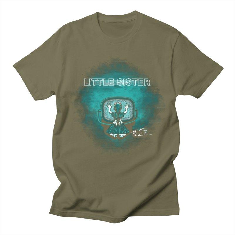 Little Sister Women's Unisex T-Shirt by Daletheskater
