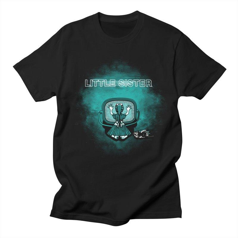 Little Sister Women's Regular Unisex T-Shirt by Daletheskater