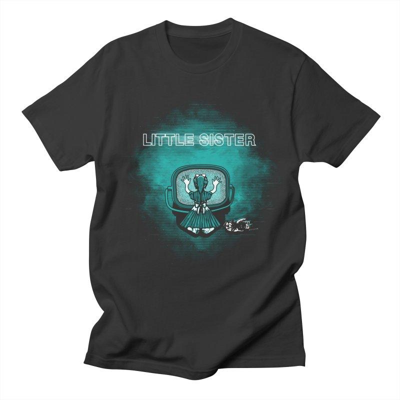 Little Sister Men's T-Shirt by Daletheskater