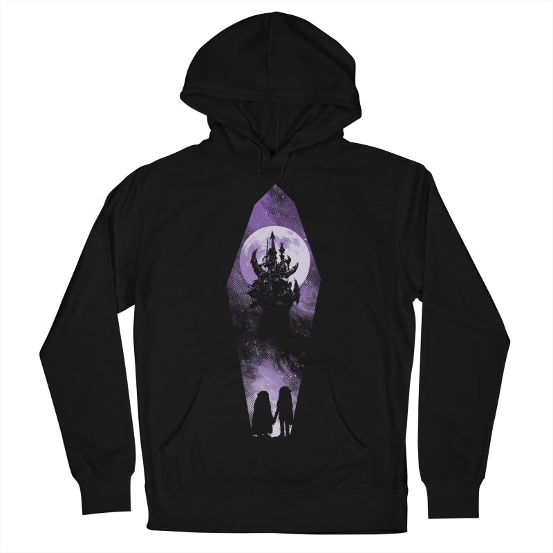 The Prophecy Men's French Terry Pullover Hoody by Daletheskater
