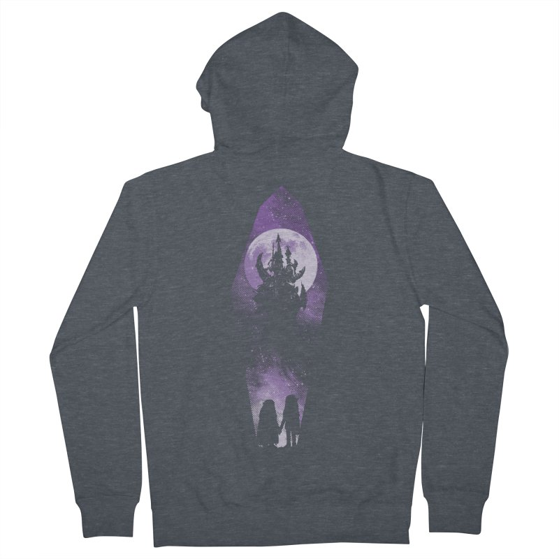 The Prophecy Men's French Terry Zip-Up Hoody by Daletheskater