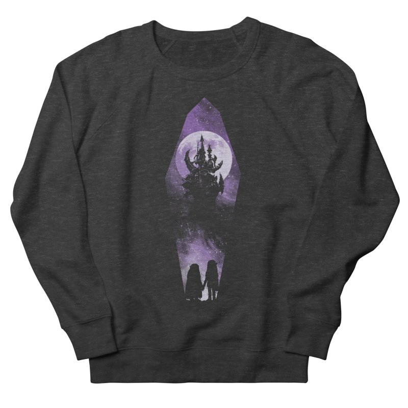 The Prophecy Men's French Terry Sweatshirt by Daletheskater