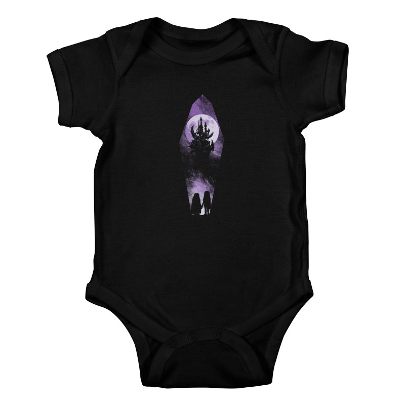 The Prophecy Kids Baby Bodysuit by Daletheskater