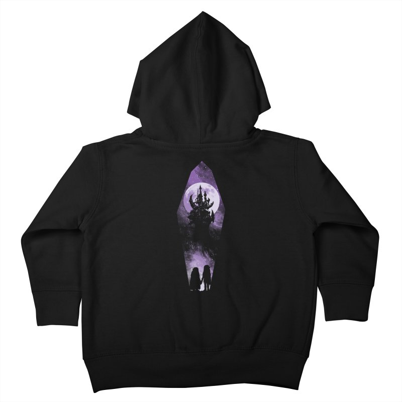 The Prophecy Kids Toddler Zip-Up Hoody by Daletheskater