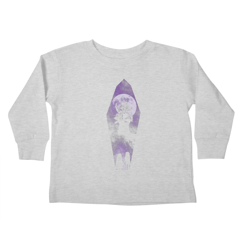 The Prophecy Kids Toddler Longsleeve T-Shirt by Daletheskater