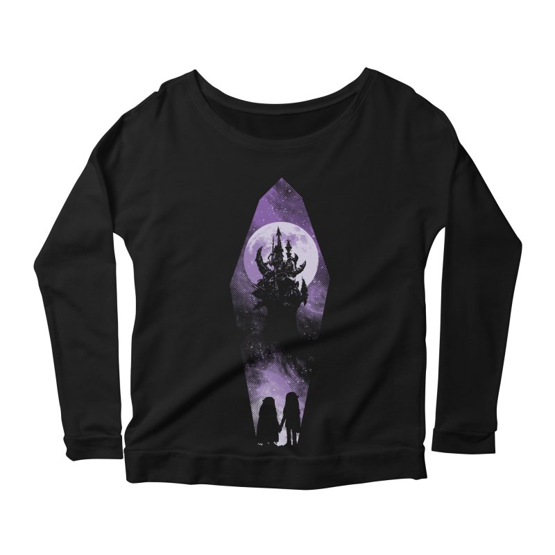 The Prophecy Women's Scoop Neck Longsleeve T-Shirt by Daletheskater