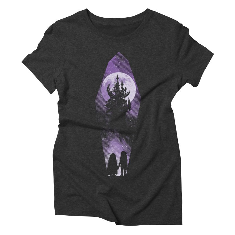 The Prophecy Women's Triblend T-Shirt by Daletheskater